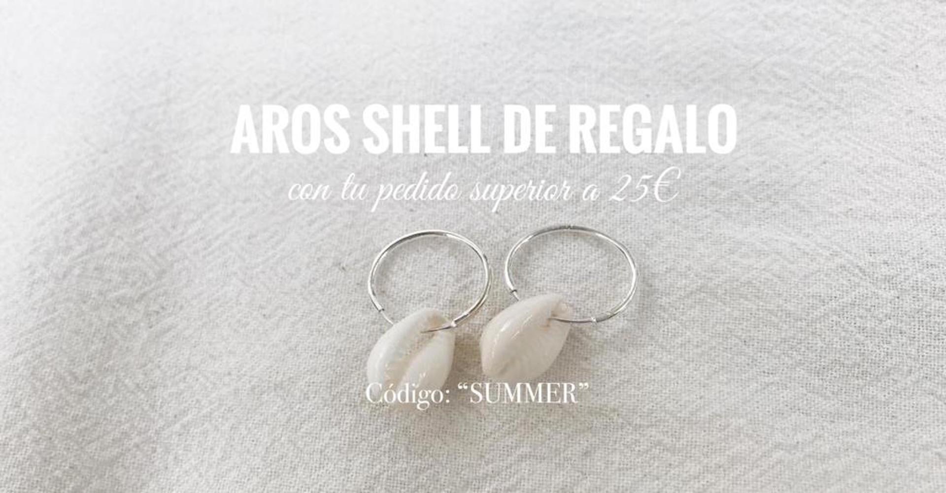 REGALO AROS SHELL